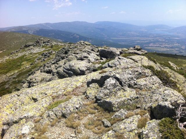 Cresta del Pico de los Neveros